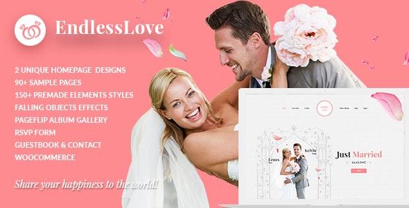 Wedding WordPress | EndlessLove