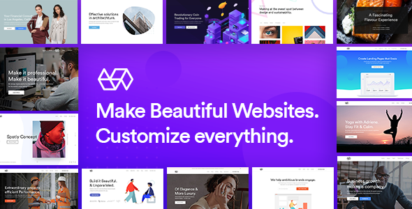 Webify – All-in-One Elementor WordPress Theme - Business Corporate