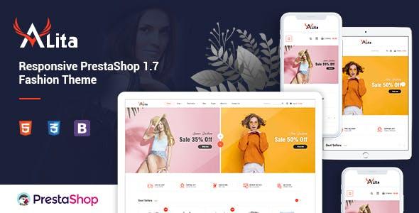 Alita - Responsive PrestaShop 1.7 Fashion Store Theme nulled theme download