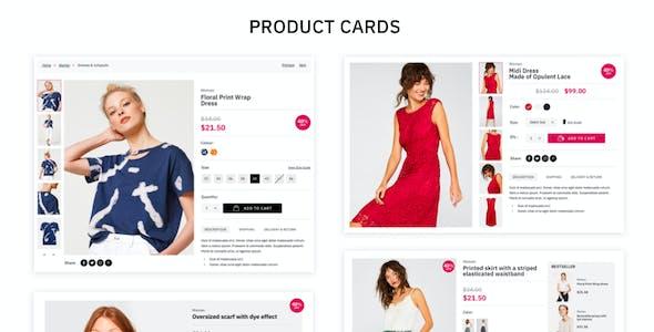 EGEO E-Commerce UI Kit