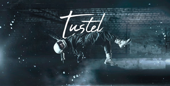 Tustel - Photography Portfolio HTML Template - Photography Creative