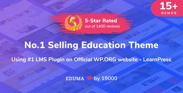 Education WordPress Theme | Eduma by ThimPress | ThemeForest