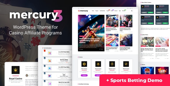 5 Best 2019's Newest Premium WordPress themes from ThemeForest for August 2019