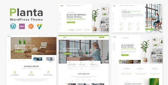Planta - Business - Business Corporate