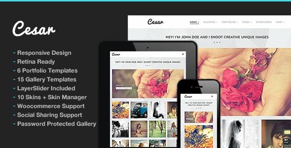Cesar | Photography - Photography Creative