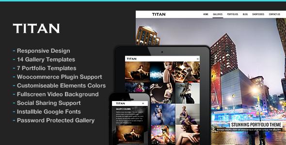 Titan   Photography - Photography Creative