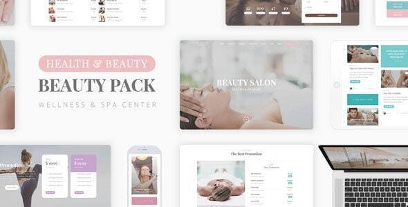 Wellness Beauty - PSD - Health & Beauty Retail