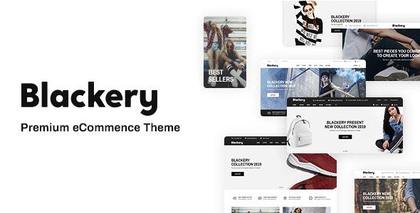 Blackery - Multipurpose Responsive PrestaShop Theme - Fashion PrestaShop