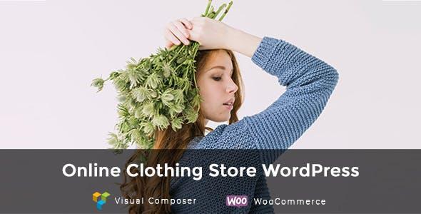 EmShop - Clothing Fashion Store WordPress Theme