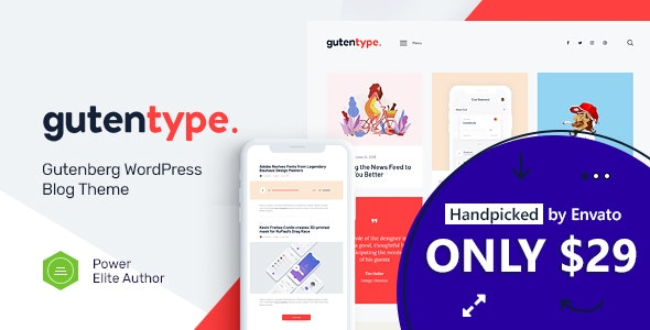15+ Best Gutenberg WordPress Themes & Templates 2019 [ Download Now ]