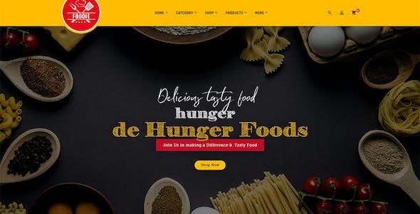 Foodie - Prestashop Multi-Purpose Responsive Theme