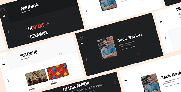 Kuber - Portfolio Template nulled theme download
