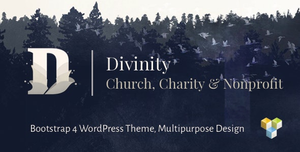 Divinity - Church, Nonprofit, Charity Events & Donations