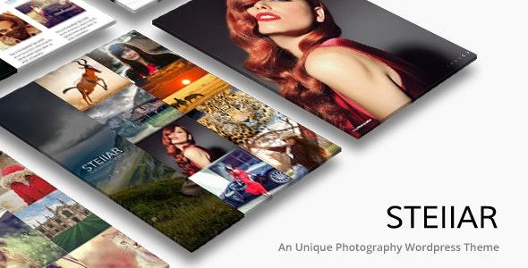 Stellar | Photography WordPress - Photography Creative