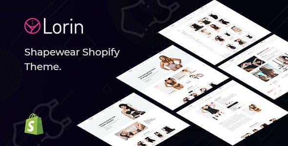 Lorin – Shapewear Shopify Theme