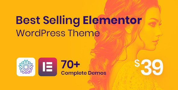 Phlox Pro - Elementor MultiPurpose WordPress Theme by averta