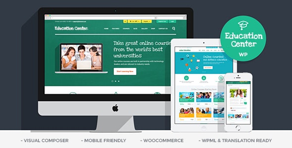 Education Center | Training Courses WordPress Theme by ThemeREX