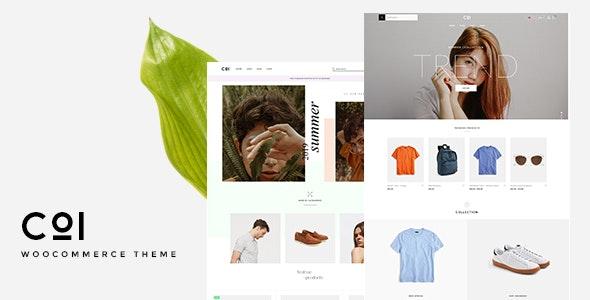 Coi - Fashion WooCommerce Theme - WooCommerce eCommerce