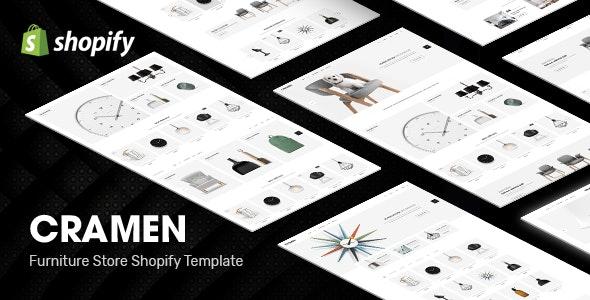 Cramen - Responsive Shopify Theme - Shopping Shopify