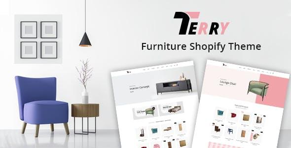 Terry – Furniture Shopify Theme