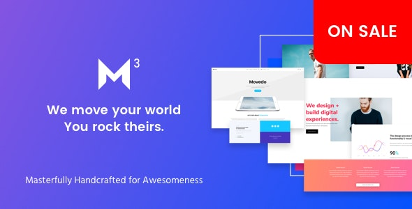 Movedo - We DO MOVE Your World - Creative WordPress