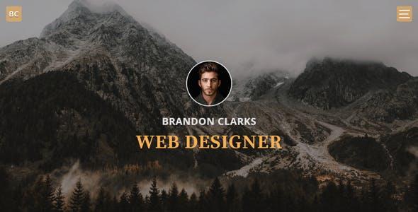 Clarks | CV/Resume Template