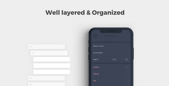 Classi - Educational App UI Kit