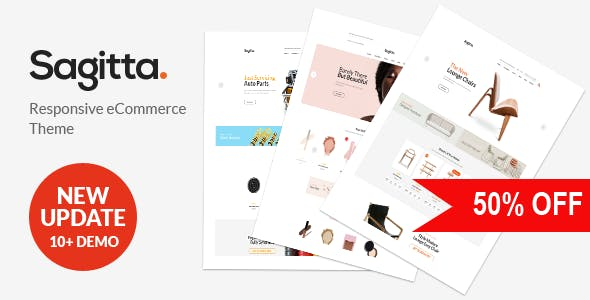 Sagitta - Mega Store Responsive Prestashop Theme