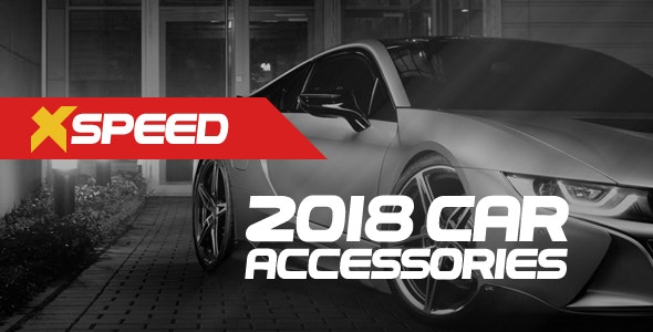 Xspeed - Accessories Car Opencart Theme - Miscellaneous OpenCart