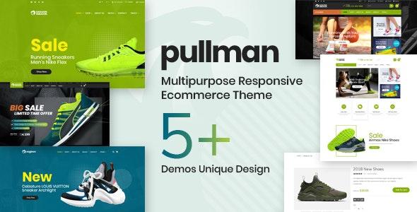 Pullman  - Multipurpose Prestashop Responsive Theme - Health & Beauty PrestaShop