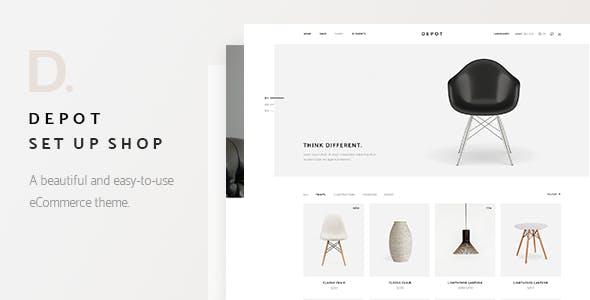 Depot - eCommerce Theme