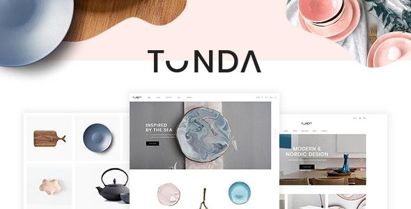 Tonda Elegant Shop Theme