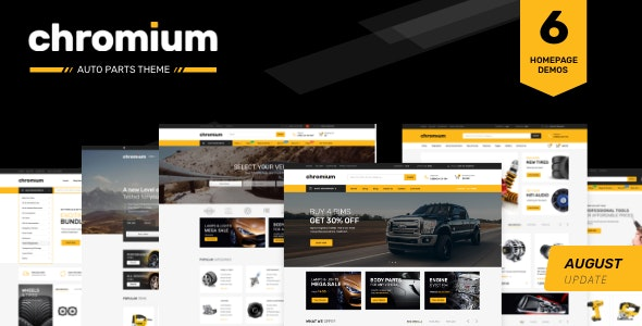 Chromium — Auto Parts Shop Shopify Theme - Miscellaneous Shopify