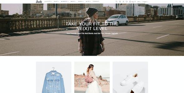 Shella - Premium Fashion Prestashop Theme