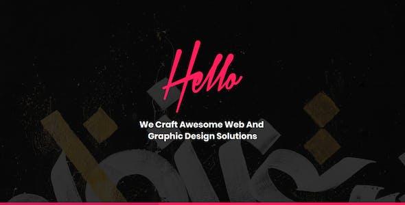 Cardea - Portfolio One Page WordPress Theme