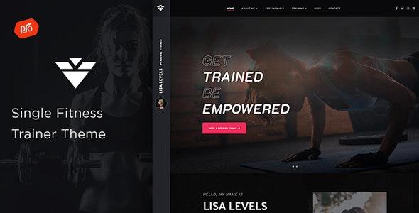 Solestep - Single Fitness Trainer Theme - Health & Beauty Retail