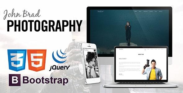 John Brad - OnePage Photography - Photography Creative