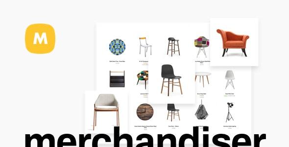 Merchandiser - Premium WooCommerce Theme - WooCommerce eCommerce