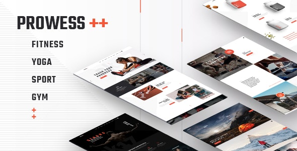 Prowess - Fitness and Gym Theme - Health & Beauty Retail