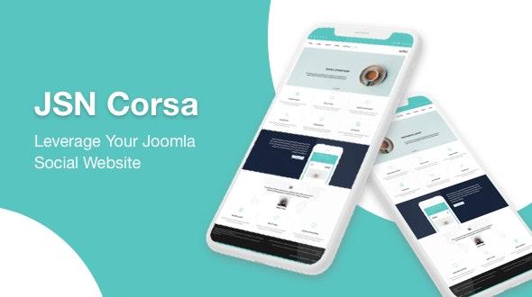 JSN Corsa - Elegant & Responsive Joomla Template - Photography Creative
