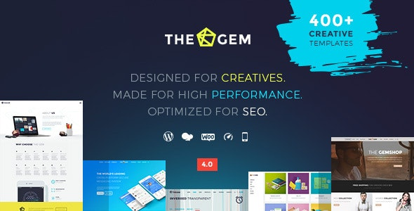 TheGem - Creative Multi-Purpose High-Performance WordPress