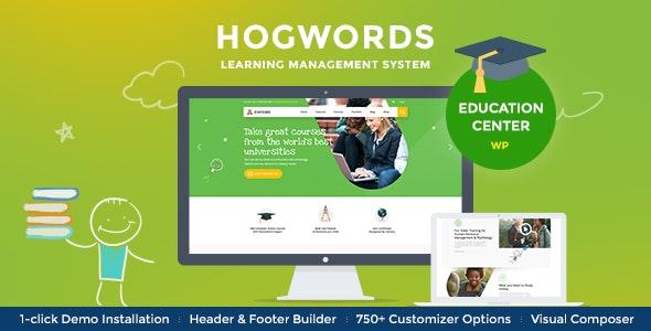 Hogwords | School, University & Education Center WordPress Theme - Education WordPress