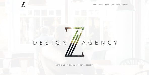 Zuut - Clean Agency WordPress Theme