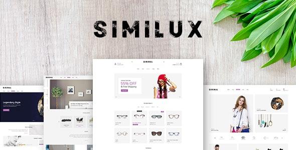 Similux | Minimal Shopify Theme - Shopify eCommerce