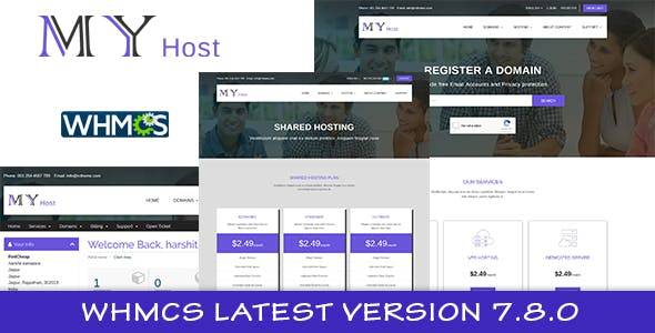Whmcs Order Form Templates Templates From Themeforest