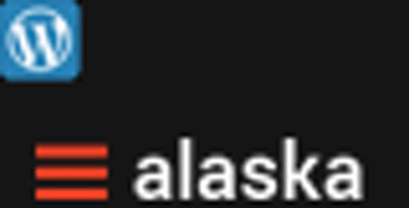 Alaska - WHMCS & Hosting WordPress Theme