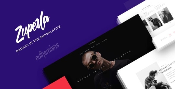 Zuperla - Creative Multi-Purpose WordPress Theme - Creative WordPress