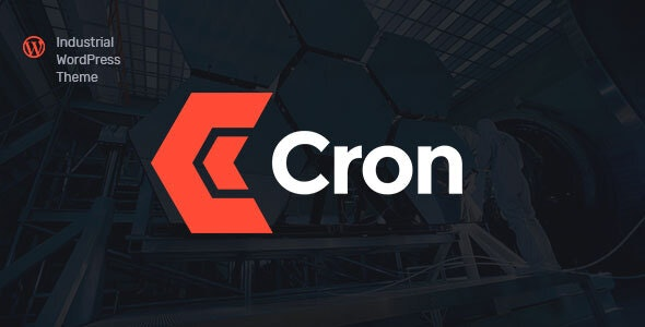 Cron | Industry WordPress Theme - Business Corporate