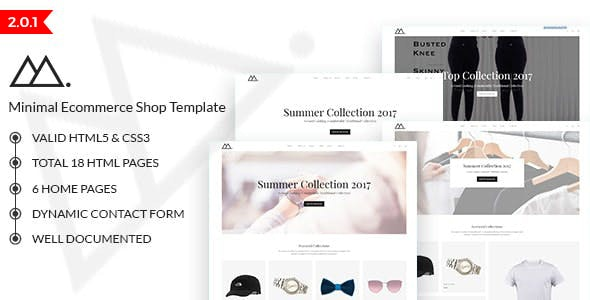 Mira - Fashion HTML Template - Shopping Retail