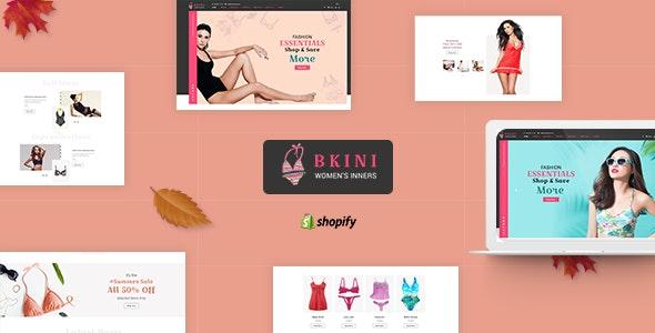 Bkini - Bikini Shopify Theme - Fashion Shopify